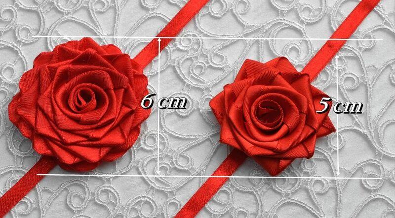 Galeria Zdjęć Aukcji Allegro Kotylion Kwiat Kwiatek Kotyliony Na